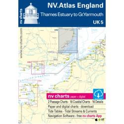 NV Atlas UK5 R. Thames to Great Yarmouth